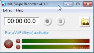 MX Skype Recorder imagen 1 Thumbnail