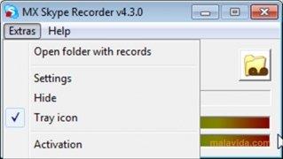 MX Skype Recorder image 2 Thumbnail