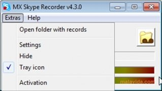 MX Skype Recorder imagen 2 Thumbnail