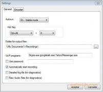 MX Skype Recorder image 3 Thumbnail