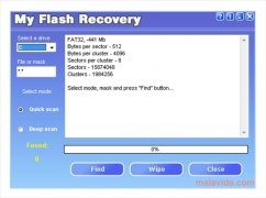 My Flash Recovery bild 1 Thumbnail