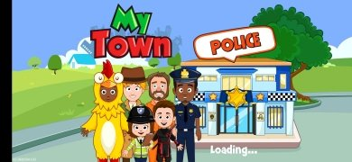 My Town: Police Station imagen 2 Thumbnail