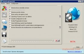 MyDefragPowerGUI imagem 4 Thumbnail