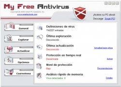 MyFreeAntivirus imagen 1 Thumbnail