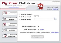 MyFreeAntivirus image 2 Thumbnail