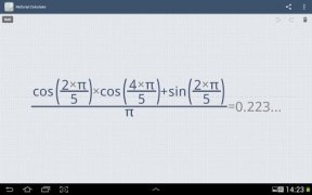 MyScript Calculator immagine 1 Thumbnail