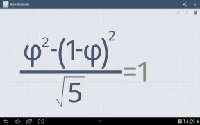 MyScript Calculator bild 3 Thumbnail