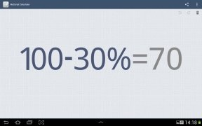 MyScript Calculator bild 4 Thumbnail
