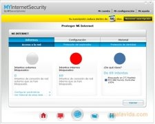 MySecurityCenter Internet Security Suite imagem 2 Thumbnail