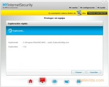 MySecurityCenter Internet Security Suite imagem 4 Thumbnail