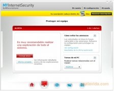 MySecurityCenter Internet Security Suite imagen 5 Thumbnail