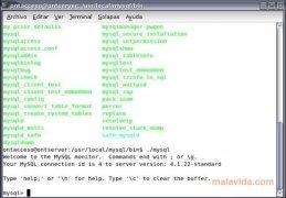 MySQL 4 Client imagen 1 Thumbnail