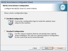 MySQL 5.1 imagem 1 Thumbnail