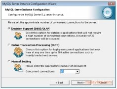 MySQL 5.1 bild 3 Thumbnail
