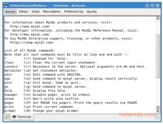 MySQL 5 Client bild 1 Thumbnail