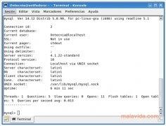 MySQL 5 Client imagen 2 Thumbnail