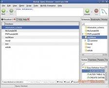 MySQL GUI Tools image 2 Thumbnail