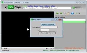 MyTubePlayer imagen 2 Thumbnail