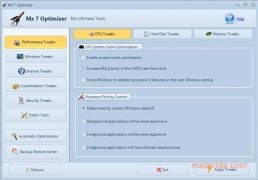 Mz 7 Optimizer immagine 2 Thumbnail