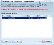 Naevius USB Antivirus imagem 2 Thumbnail