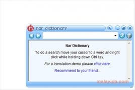 Nar Dictionary image 2 Thumbnail