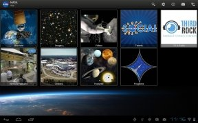 NASA App bild 1 Thumbnail