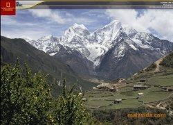 National Geographic Mount Everest Screensaver imagen 1 Thumbnail