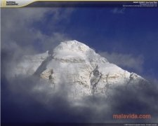 National Geographic Mount Everest Screensaver imagen 2 Thumbnail