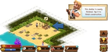Shipwrecked: Lost Island immagine 3 Thumbnail