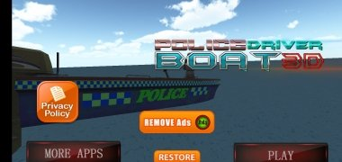 Navy Police Speed Boat Attack image 2 Thumbnail