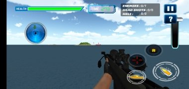 Navy Police Speed Boat Attack image 3 Thumbnail