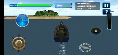 Navy Police Speed Boat Attack image 4 Thumbnail