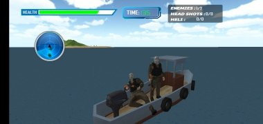 Navy Police Speed Boat Attack image 7 Thumbnail