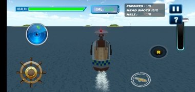 Navy Police Speed Boat Attack image 9 Thumbnail