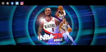 NBA 2K Mobile imagen 2 Thumbnail
