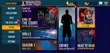 NBA 2K Mobile imagen 9 Thumbnail