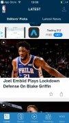 NBA App imagem 5 Thumbnail