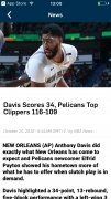 NBA App immagine 6 Thumbnail