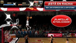 NBA JAM imagen 1 Thumbnail