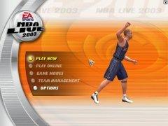 NBA Live  03 Demo imagen 1