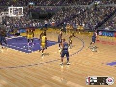 NBA Live  03 Demo imagen 3