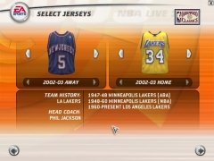 NBA Live imagem 7 Thumbnail