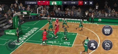 NBA LIVE Mobile immagine 1 Thumbnail