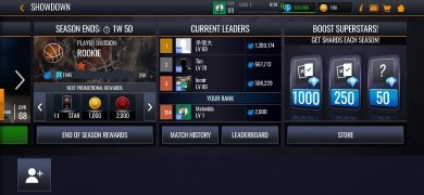 NBA LIVE Mobile image 14 Thumbnail