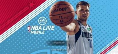 NBA LIVE Mobile Изображение 2 Thumbnail