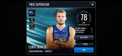 NBA LIVE Mobile Изображение 3 Thumbnail