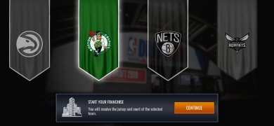 NBA LIVE Mobile Baloncesto imagen 4 Thumbnail