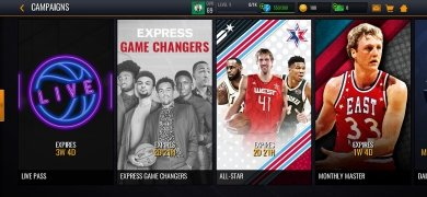 NBA LIVE Mobile Baloncesto imagen 5 Thumbnail