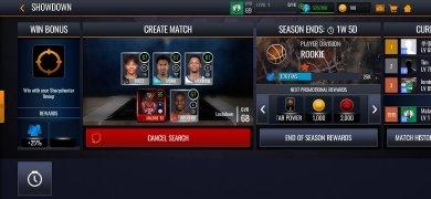 NBA LIVE Mobile Baloncesto imagen 7 Thumbnail