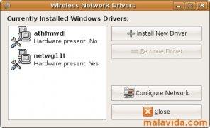 Ndiswrapper imagen 1 Thumbnail